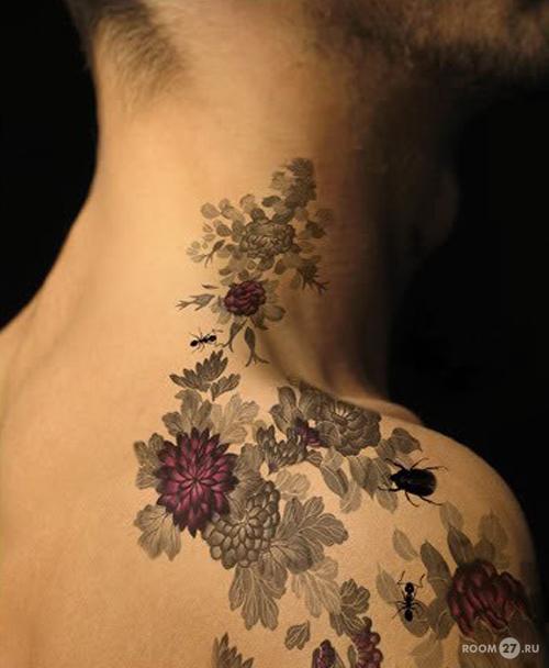 Иногда татуировка это хороший способ