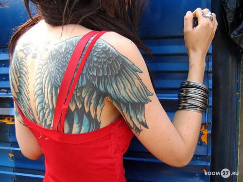 Сделать крылья птицы своими руками
