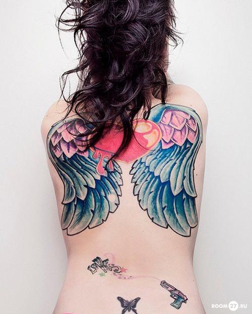 Ангельские крылья своими руками фото 168