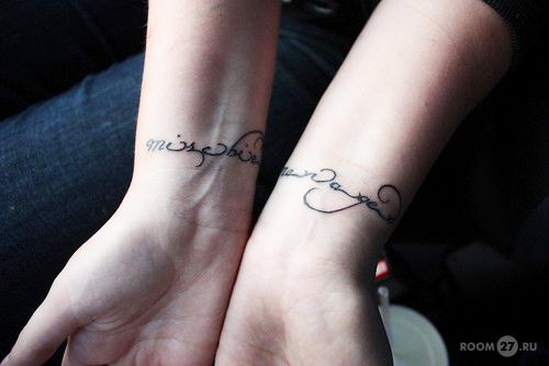 Самое лучшее место для татуировки с