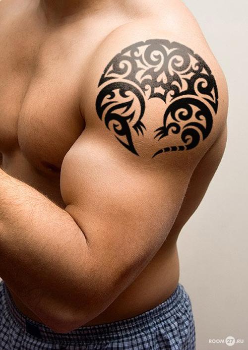 Татуировки на предплечье мужские
