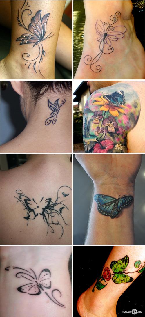 татуировки для девушек на запястье рисунки