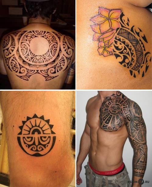 фото девушек с татуировкой