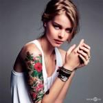 Татуировки на руках