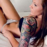 Татуировки на руках рукава